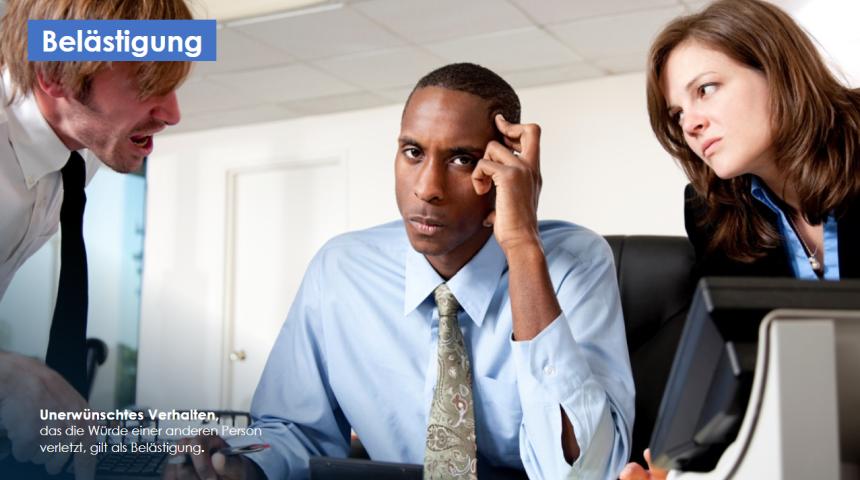 Auch die Belästigung stellt eine Form der Benachteiligung dar. Doch wie können Arbeitgeber und Arbeitnehmer aktiv dagegen vorgehen?